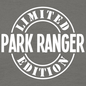 park ranger limited edition stamp - Men's T-Shirt