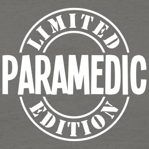 paramedic limited edition stamp - Men's T-Shirt
