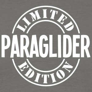 paraglider limited edition stamp - Men's T-Shirt