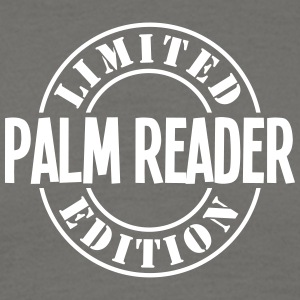 palm reader limited edition stamp - Men's T-Shirt