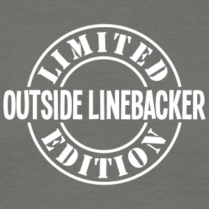 outside linebacker limited edition stamp - Men's T-Shirt