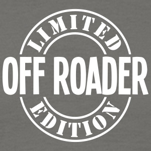 off roader limited edition stamp - Men's T-Shirt