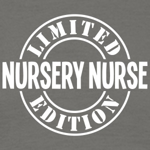 nursery nurse limited edition stamp - Men's T-Shirt