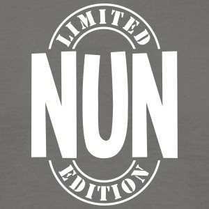 nun limited edition stamp - Men's T-Shirt