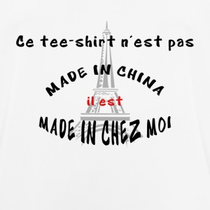 Made In Chez Moi - T-shirt respirant Homme