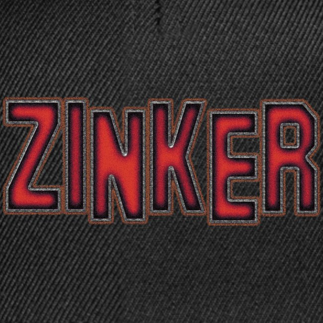 Zinker Logo Snapback