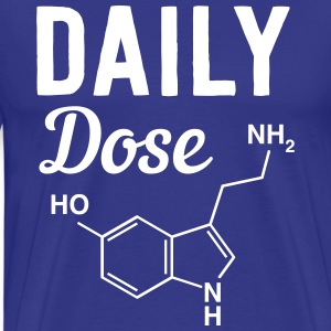 Daily Dose of Serotonin T-Shirts - Men's Premium T-Shirt