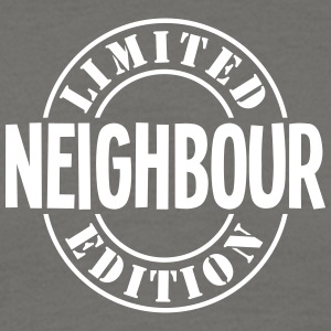 neighbour limited edition stamp - Men's T-Shirt