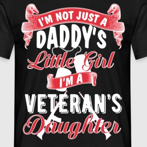 Veteran's Daughter T-Shirts - Men's T-Shirt