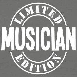 musician limited edition stamp - Men's T-Shirt