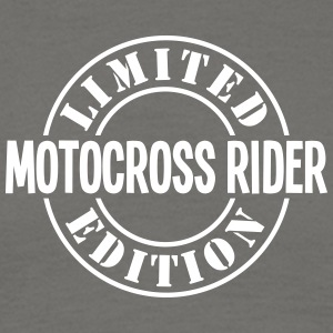 motocross rider limited edition stamp co - Men's T-Shirt