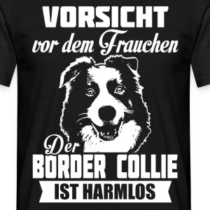 Border Collie T-Shirts - Männer T-Shirt