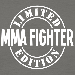mma fighter limited edition stamp - Men's T-Shirt