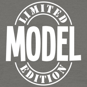 model limited edition stamp - Men's T-Shirt