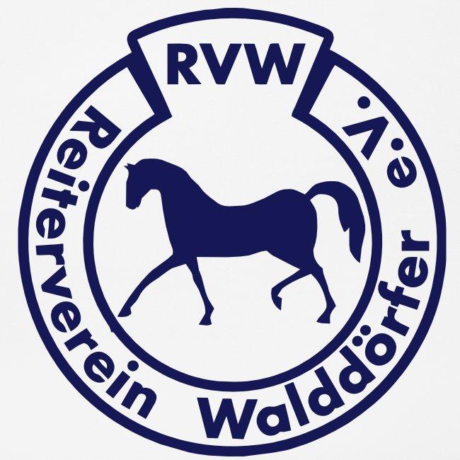 RVW Mauspad Blau