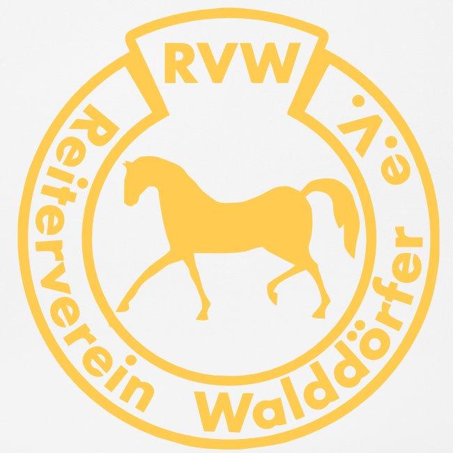 RVW Mauspad Gelb