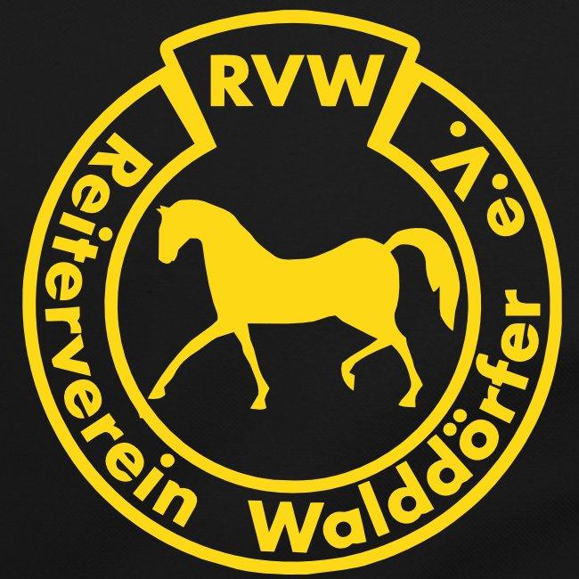 RVW Umhängetasche Schwarz