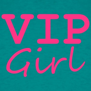 Vip girl girl woman female hot hot sweet cute famo T-Shirts - Men's T-Shirt
