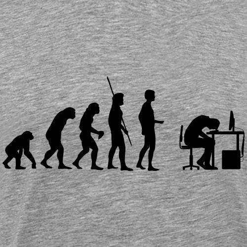Evolution PC Kaputt