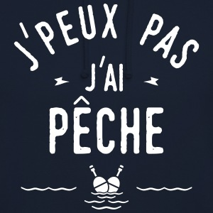 j'peux pas j'ai pê Sweat-shirts - Sweat-shirt à capuche unisexe