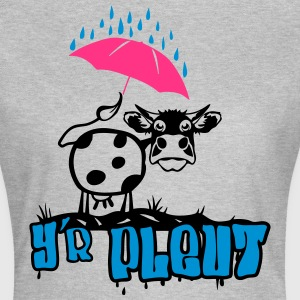 logo yr pleut Cow normandy T-Shirts - Women's T-Shirt