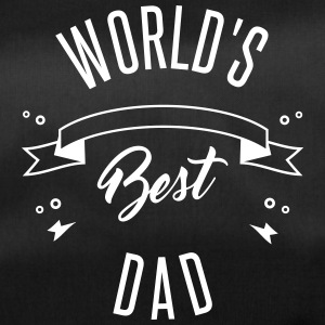 WORLD'S BEST DAD Bags & Backpacks - Duffel Bag