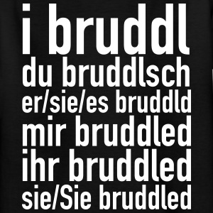 Bruddle T-Shirts - Kinder T-Shirt