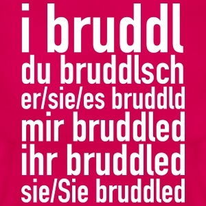 Bruddle T-Shirts - Frauen T-Shirt