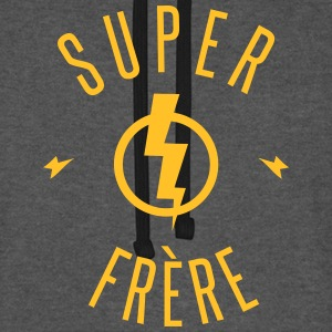 SUPER FRERE - Sweat-shirt baseball unisexe