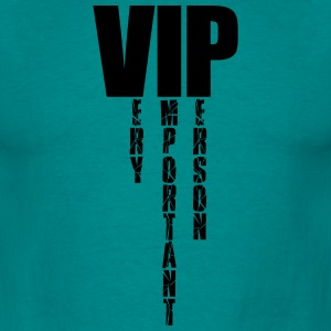 Very important person design cool logo sample text T-Shirts - Men's T-Shirt