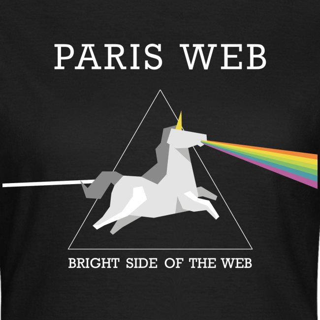 the bright side of the web - Tshirt Femme