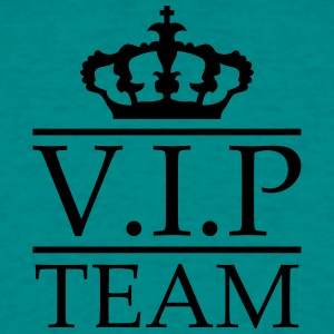 Team king krone king friends logo member stamp vip T-Shirts - Men's T-Shirt