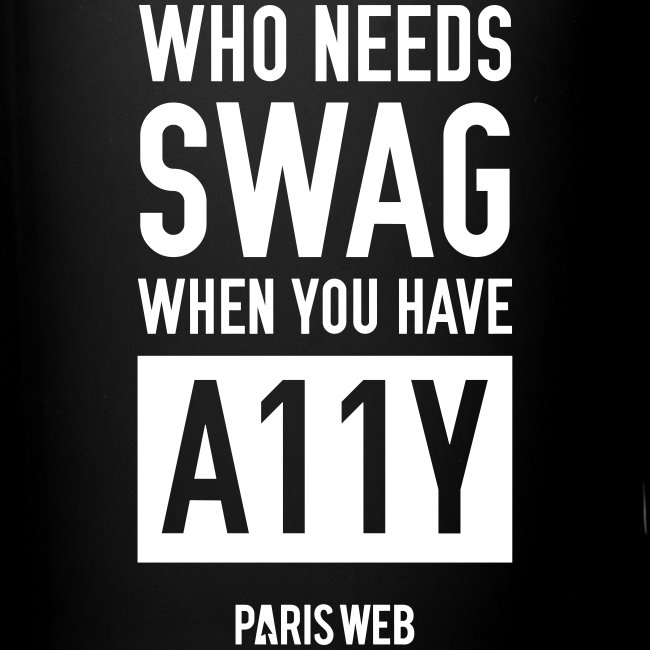 SWAG A11Y - Mug