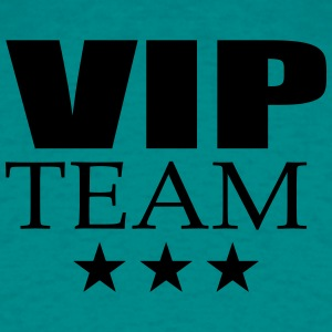Star team logo member stamp vip person important p T-Shirts - Men's T-Shirt