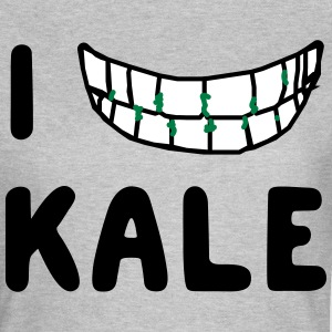 I love kale (in teeth) T-Shirts - Women's T-Shirt