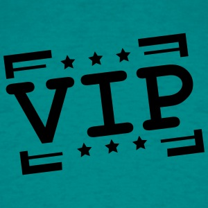 Shirt logo member stamp vip person important parti T-Shirts - Men's T-Shirt