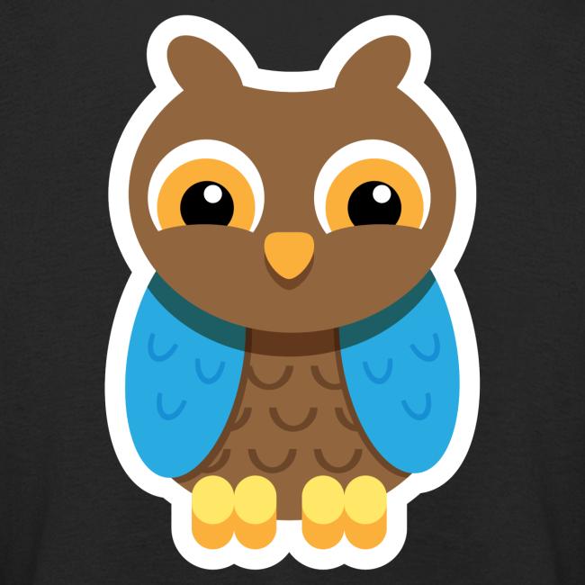 Owlford - Børne premium T-shirt
