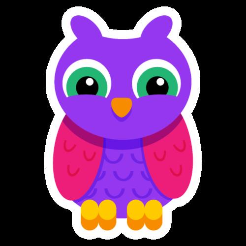 Owlford Violet