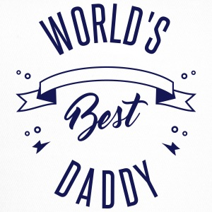 WORLD'S BEST DADDY Caps & Hats - Trucker Cap