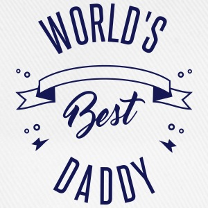 WORLD'S BEST DADDY Caps & Hats - Baseball Cap