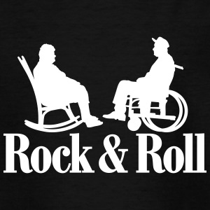 Rock / Roll 1clr New T-Shirts - Kinder T-Shirt
