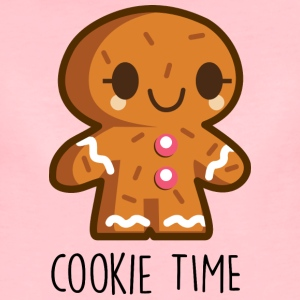 cookie time christmas T-Shirts - Frauen Premium T-Shirt