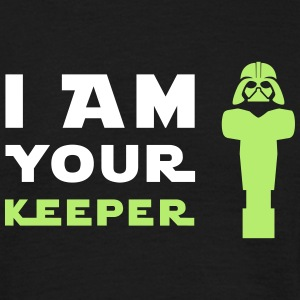 I am your keeper - Männer T-Shirt