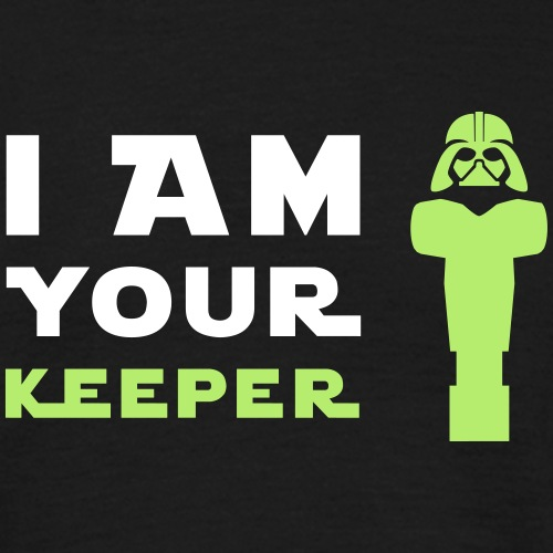 I am your Keeper