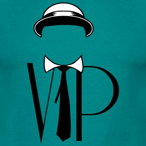Retro gangster vip criminal very important person  T-Shirts - Men's T-Shirt
