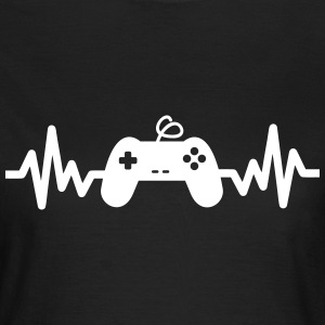 gaming is life -  gaming T-Shirts - Women's T-Shirt