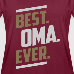 Best. Oma. Ever. Tees - Women's Oversize T-Shirt