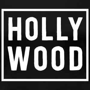HOLLYWOOD T-Shirts - Women's Premium T-Shirt