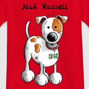 Jack Russell Terrier Shirts - Teenage T-shirt