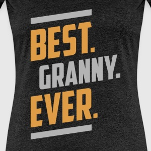 Best. Granny. Ever. Tees  - Women's Premium T-Shirt
